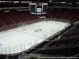 Pnc Arena Seating Chart Post Malone Pnc Arena View From Club Level 208 Vivid Seats
