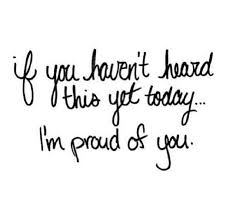 Proud Of You Quotes Mesmerizing Im Proud Of You Pictures Photos And Images For Facebook Tumblr