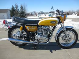 1971 yamaha xs650