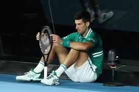 While djokovic's journey to the final four. Australian Open Novak Djokovic Nach Sieg Uber Alexander Zverev Werde Auch Morgen Nicht Trainieren Tennisnet Com