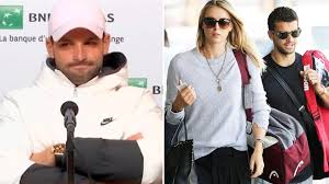 03:06 tennis tv is the official live streaming service of the atp tour. French Open 2020 Maria Sharapova Question Grigor Dimitrov