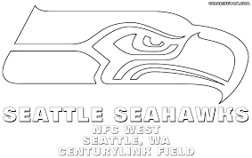 Seattle Seahawks Coloring Pages New Seahawks Coloring Pages Fresh