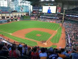 Minute Maid Park Section 317 Home Of Houston Astros