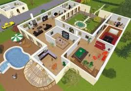 Dessiner Sa Maison En 3d Nouveau Creation Maison 3d Cr Ation D 39 Une  Perspective 3d