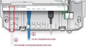 nbn fibre phone setup iihelp plugging fibre in via internal network wiring smart wiring