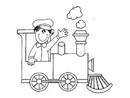 Small Picture train coloring pages for preschool and kindergarten free printable