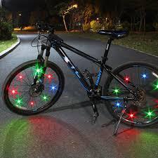Led <b>Hot Wheels Spoke</b> Lights Motorcycle <b>Cycling Bicycle Bike</b> ...