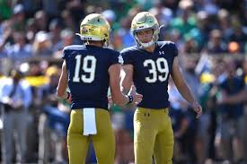 Notre Dame Football Depth Chart Vs Georgia Bulldogs In