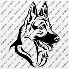 | view 17 german shepherd illustration, images and graphics from +50,000 possibilities. Home Page Tagged German Shepherd Svg Page 4 Sofvintaje