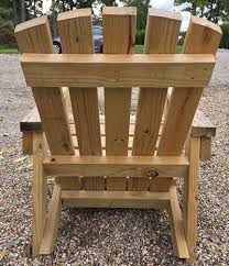the ultimate diy outdoor chairs