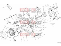 ducati 848 engine diagram ducati wiring diagrams ducati engine diagram description ducati 848 hayden generator cover water pump  cooling system