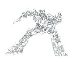 Optimus Prime Coloring Pages Ideal Prime Coloring Page Wallpapers