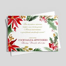 How To Make A Save The Date Card Painted Poinsettia Save The Date