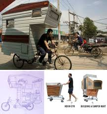 Small Picture Small Mobile Homes Bike Trailers Shopping Cart Campers
