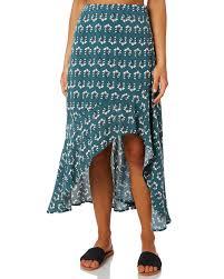 Minkpink Size Chart Falling Petal Midi Skirt