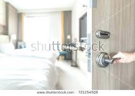How To Unlock Bedroom Door Without Key How To Unlock A Bedroom Door Hotel Room  Door Opened Unlock To Guest Bedroom Interior View How To Unlock A Bedroom  ...