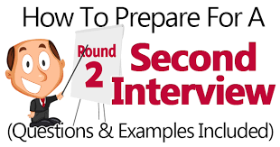 good questions to ask during a job interview how to ace a second interview questions example answers included