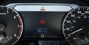 nissan automatic emergency braking