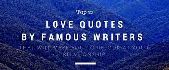 Famous Quotes Relationships
