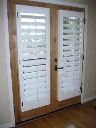 interest french door shutters
