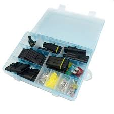 medium small size terminal connector silicone sealed electrical small fuse box at Small Fuse Box