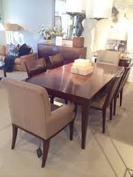 crafty design ideas baker dining room set clearance furniture bill sofield cheval table and chairs save 60