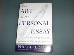 The Art Of The Personal Essay Shangwe The Art Of The Personal Essay
