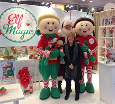 they make an elf similar to the elf on the shelf but much better only their elf has actually been on the market much longer over 25 years