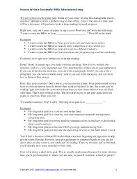 mba essay writingguide all rights reserved 2