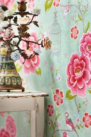 Small Picture Modern Wallpaper with Colorful Floral Designs for Beautiful Wall