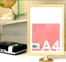 two sided acrylic picture frame 2 sided acrylic picture frame double two frames glass