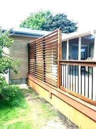 outdoor privacy screens for decks outdoor deck privacy screen large outdoor patio privacy screen