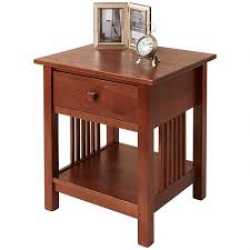 end table. Mission End Table