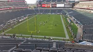 Eagles Seating Chart Lincoln Financial Field Lincoln Financial Field Section M12 Philadelphia Eagles