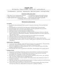 Resume Summary Statement Examples Customer Service Custom Customer Service Resume Objective Examples Best Resume Objective