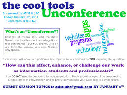 cool tools unconference 10th asis t ubc cool tools unconference 10th