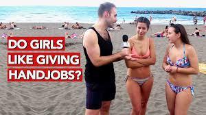 Do girls enjoy giving handjobs