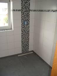 Badezimmer Mosaik Fliesen In Der Dusche Best Pu Gussboden