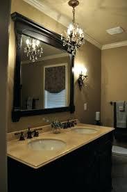 mini chandelier for bathroom small chandelier for bathroom mini prepare 1
