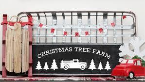 Christmas tree svg, farm fresh trees svg, christmas svg, christmas sign svg, christmas trees dxf, printable. Free Christmas Tree Farm Svg The Girl Creative
