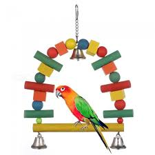 pet parrot bird toys hanging toy parrot nest suitable for um and small parrots and birds orted