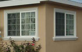 Exterior Window Moulding Designs