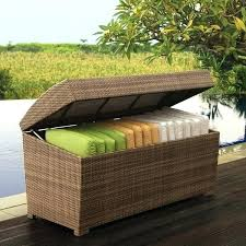 patio cushion storage elegant patio cushion storage and innovative patio cushion storage ideas outdoor cushion storage
