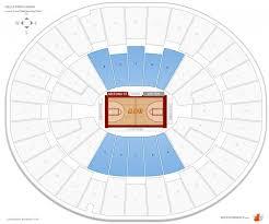 Arena Seat View Chart Images Online Regarding Koch Arena
