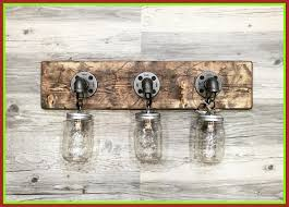 rustic bathroom lighting. Best Rustic Bathroom Lighting Inside Ideas U Bombadeagua Intended For Of Concept And Trends T