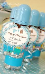 Blue Punch For Baby Boy Shower