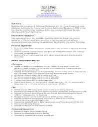 Employment Objective Or Cover Letter Definition Paulkmaloney Com