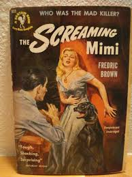 vine pulp fiction cover art the screaming mimi vine book coversvine