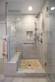 small bathroom ideas with walk in shower. Bathroom Designs With Walk In Shower Elegant A Pleted Master Remodel By Renovisions Small Ideas S