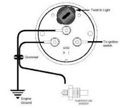 autometer temp gauge wiring diagram images temp gauge wiring autometer water gauge wiring car wiring diagram and